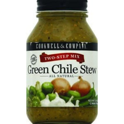 Cookwell Co Cookwell & Company Two-Step Green Chili Stew Mix 33.0 OZ (Pack of 6)