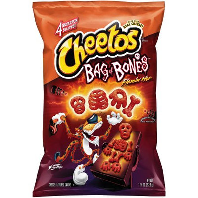 Cheetos® Bag of Bones™ Flamin' Hot Cheese Flavored Snacks