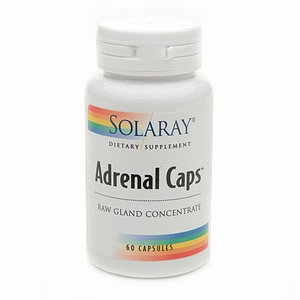 Solaray Adrenal Caps 170mg