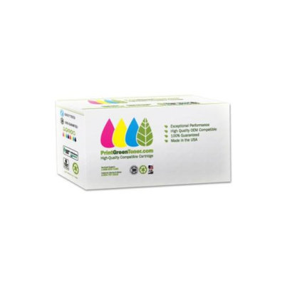 PrintGreenToner dot com Compatible CE250A HP 504A Black Toner SHLCE250A
