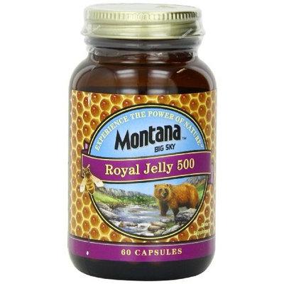 Montana Big Sky Royal Jelly Capsules, 60 Count
