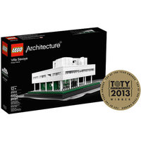 LEGO Architecture Villa Savoye 21014