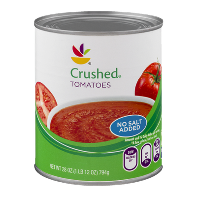 Ahold Crushed Tomatoes