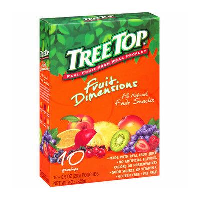 Tree Top Fruit Dimensions Fruit Snacks