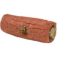 eCOTRITION Snak Shak Rabbit, Guinea Pig & Chinchilla Cheese Flavor Treat Stuffers, 7.7 oz. ()