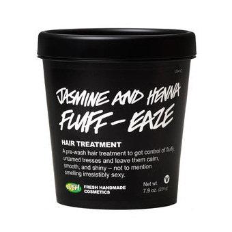 LUSH Jasmine And Henna Fluff-Eaze Hair Treatment