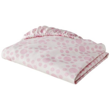 Kids Line Dolls Fitted Crib Sheet
