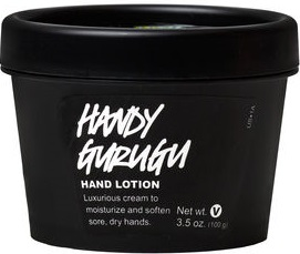 LUSH Handy Gurugu Hand Lotion