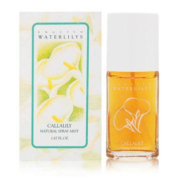 English Waterlilys Callalily by Alyssa Ashley Natural Spray Mist