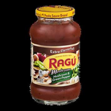 Ragu Sauce Mushroom & Green Pepper