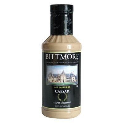 Biltmore Caesar Salad Dressing, 16-Ounce Bottles (Pack of 6)