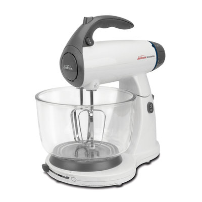 Sunbeam Mixmaster White Stand Mixer 2371 by Jarden
