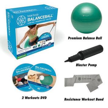 Gaiam Total Body Balance Ball Kit Medium (65cm)