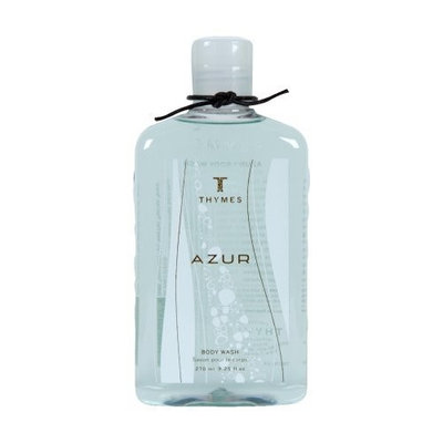 Thymes Body Wash, Azur, 9.25-Ounce Bottle
