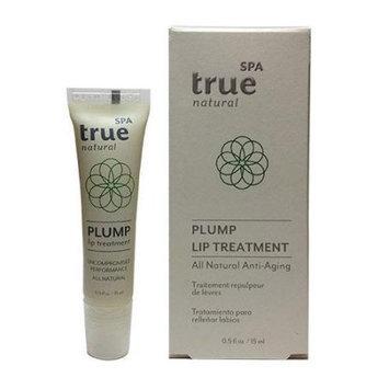 Plump Anti-Aging Lip Treatment True Natural Spa 0.5 oz Liquid