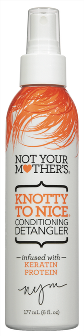 Not Your Mother's Knotty To Nice Conditioning Detangler