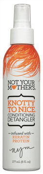 Slide: Not Your Mother's Knotty To Nice Conditioning Detangler
