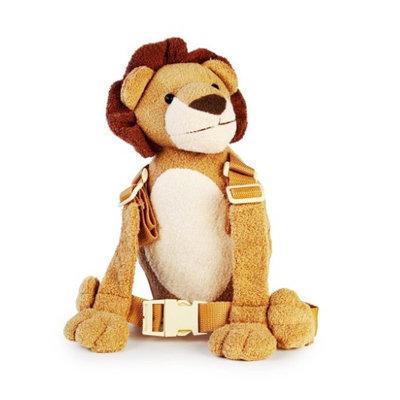 GoldBug 2-in-1 Lion Child Safety Harness