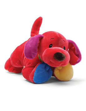 Enesco Gund Colorfun 11 Inch Plush Puppy