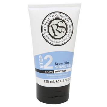 The Real Shaving Company Daily Use Super Slide Shave Gel, Step 2, 4.2 oz