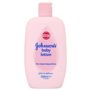 Johnsons Baby Lotion Pink 300ml