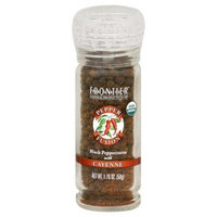 Frontier Natural Products Pepper Fusion Black Peppercorns with Cayenne -- 1.76 oz