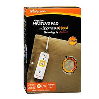Walgreens Walg King Size Heating Pad