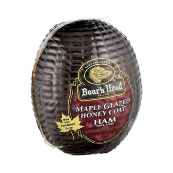 Boar's Head Maple Glazed Honey Coat Ham