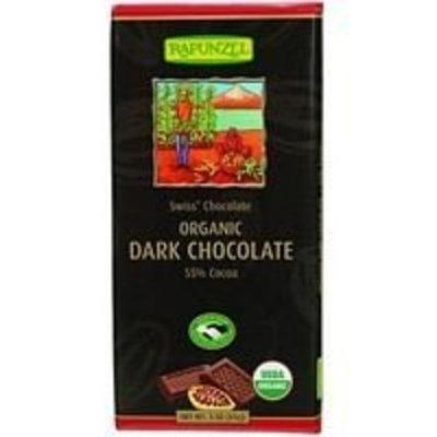 Rapunzel Organic Swiss Dark Chocolate -- 3 oz