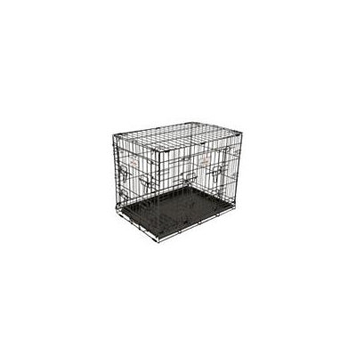 Petmate Elite Wire Dog Crate 34.6Lx22.6Wx25.4H