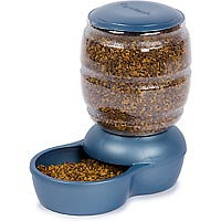 Petmate Replendish Pet Auto-Feeding System with Microban