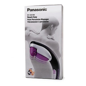 Panasonic Reach Easy Point Percussion Massager