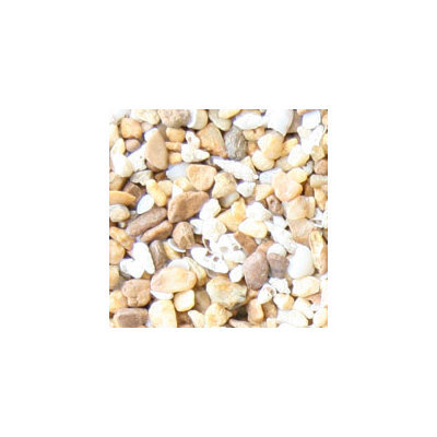 Pure Water Pebbles African Cichlid Substrates, Malawi Mix, 20 lbs. ()