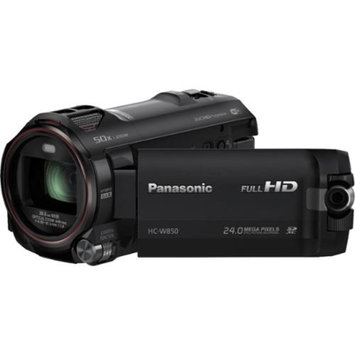 Panasonic HC-W850K Twin Recording HD Wi-Fi Video Camera Camcorder (Black) Picture-in Picture full motion recording from Twin video Cameras