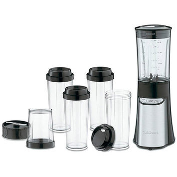 Cuisinart SmartPower 15-pc. Compact Portable Blender/Chopper- White
