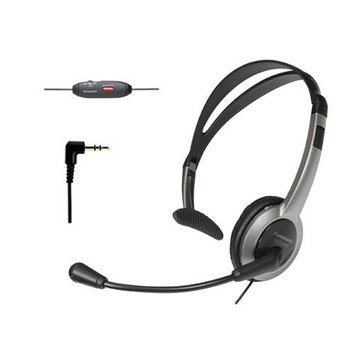 Panasonic KX-TCA430 For VTech Phones Over The Head Headset