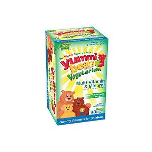 Yummi Bears Vegetarian Multivitamin & Mineral