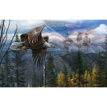 SunsOut: May Freedom Fly Forever 550pc Jigsaw Puzzle