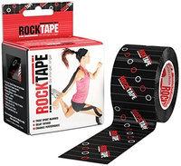 Rocktape 5cm x 5m Kinesiology Tape - Clinical (Black) (One Size)