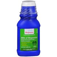 Walgreens Milk Of Magnesia, Mint, 12 fl oz