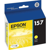 Epson America T157420 157 Yellow Ink Cartridge