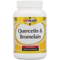 Vitacost Brand Vitacost Quercetin & Bromelain -- 120 Capsules