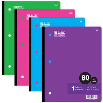Bazic 582- 24 withR 80 Ct. Wireless Notebook