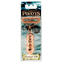 Digital Playground Pirate's Pendant Vibe with Chain, Copper