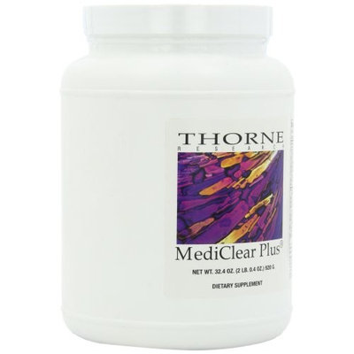 THORNE RESEARCH - Mediclear Plus - 920gr Health and Beauty