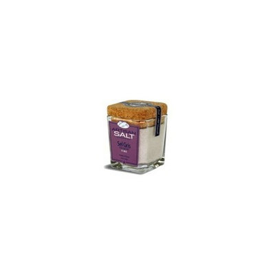 Artisan Salt Sel Gris - Grey Sea Salt (fine) - Cork Jar