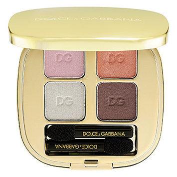Dolce & Gabbana The Eyeshadow Smooth Eye Colour Quad Jewels 142