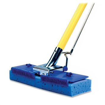 LC Industries Butterfly Mop With Scrubber Strip