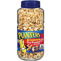 Planters Peanuts, Dry Roasted, Lightly Salted, 20-Ounce Packages (Pack of 4)
