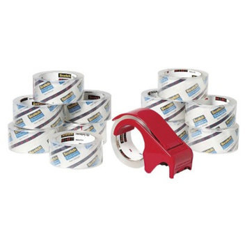 Scotch Packing Tape - 12 Per Pack